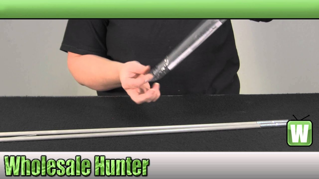 Tex Sport Tent Pole Replacement Kit mfg#14105 - YouTube