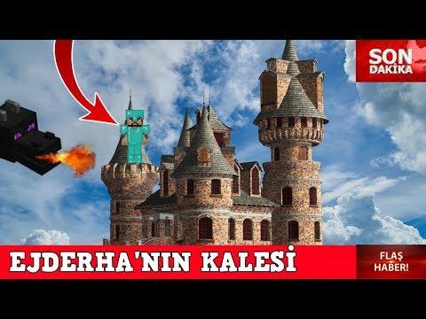 ZENGİN VS FAKİR #79 - Ejderha'nın Kalesi (Minecraft) thumbnail
