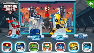 Transformers Rescue Bots: Dash 🤖Rescue citizens, outrun disasters and chase down Morbots!