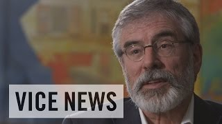 Gerry Adams says Brexit could lead to Northern Ireland leaving the UK