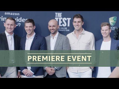 Amazon Prime Video Australia | The Test Premiere