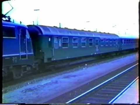 """D294 and D295 """"Jugoslavia Express"""" Dortmund - Beograd"""
