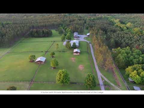 La Potencia III Ranch - 736± Acres HIGH FENCE Hunting Estate FOR SALE In Alabama