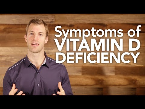 What Are Vitamin D Deficiency Symptoms?