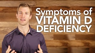 What Are Vitamin D Deficiency Symptoms? | Dr. Josh Axe