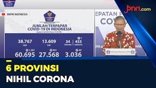 Update Corona 3 Juli, 6 Provinsi Nihil Penambahan Kasus - JPNN.com