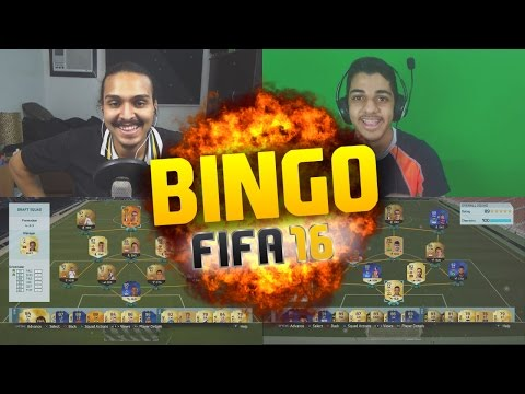 تحدي بينقو الدرافت مع احمد شوو..!!! فيفا 16 Fifa 16 BINGO I