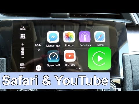 How to Get Safari and YouTube Running on Apple CarPlay & Google Maps!