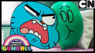 Gumball Must Find Alan | The Traitor | Gumball | Cartoon Network