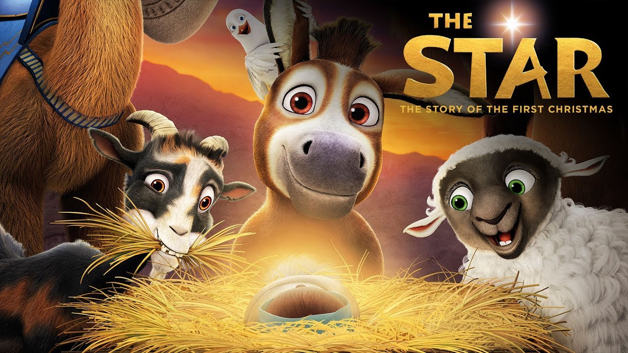 the star the story of the first christmas movie trailer