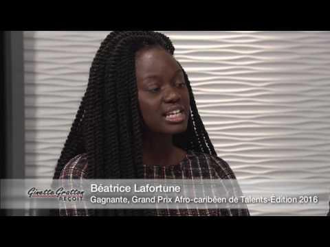 Ginette Gratton reçoit - Béatrice Lafortune - épisode 036 - 2016-2017