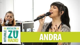 Repeat youtube video Andra - Dragostea Ramane (Versiune acustica) (Live la Radio ZU)