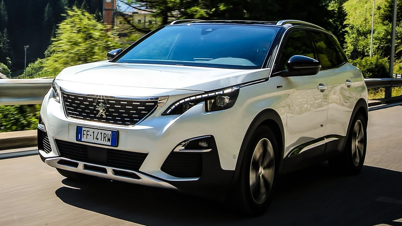 2019 Peugeot 3008 508 Plug In Hybrid Youtube