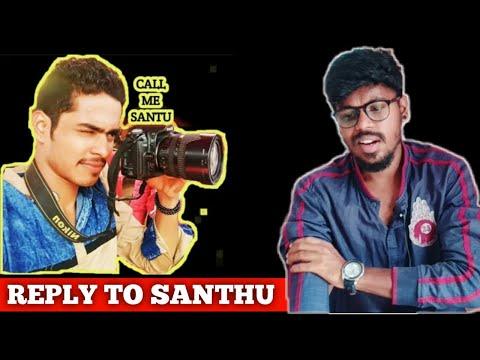 Lucky Likesh Yash Reply To Call Me Santu..