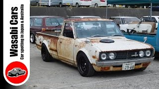 Rat-a-Dat Double Datsun: Two Nissan/Datsun Trucks In One