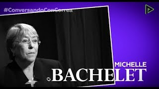 'Conversando con Correa': Michelle Bachelet