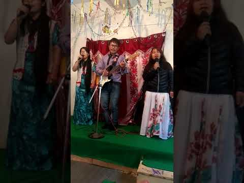 Lucky Rai covering song Gaunga Mai Tere Hi geet