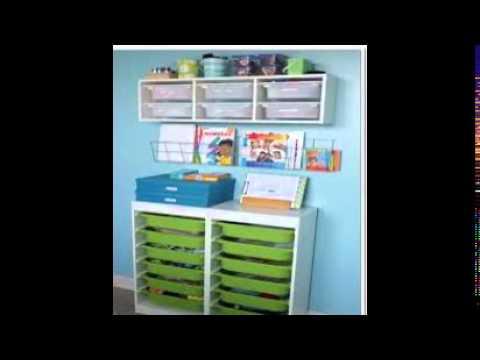 Lovely Kids Art Storage Box   YouTube