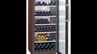 LIEBHERR WKt 4552 borhűtő - borklíma