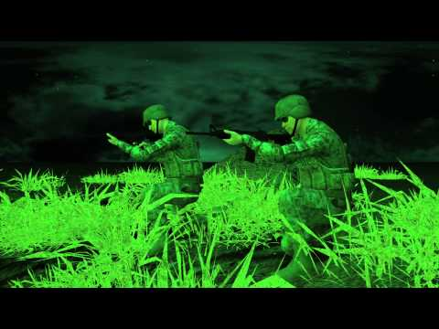 Squid Camouflage Skin Provides Stealth Coating For Soldiers At Night