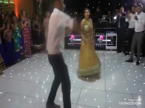 Lovely couple | wedding dance | punjabi song | peg baliye | Best Punjabi Wedding Dance | 2017