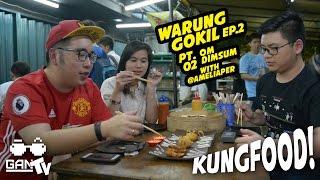 KUNGFOOD #19 WARGOK Ep. 2 PART 2 with @ameliaper (MUARA KARANG)