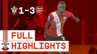 HIGHLIGHTS: Southampton 1-3 Arsenal | Premier League
