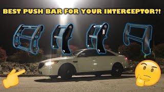 Best push bar for your Interceptor?!
