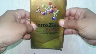 BestoZinc Tablets review हर रोज ले एक टेबलेट ,100 साल तक बीमार नहीं होंगे !