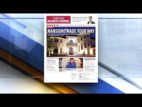 Tampa Bay Business Journal: September 18, 2015