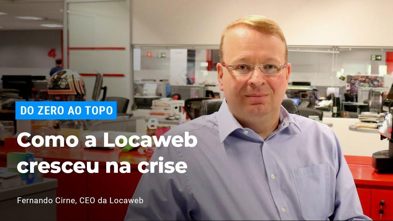 CEO da Locaweb detalha impacto do coronavírus nas operações