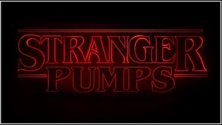 stranger things opening theme on a bike pump