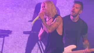"Underoath LIVE Reinventing Your Exit : Amsterdam, NL : ""Melkweg"" : 2018-06-16 : FULL HD, 1080/50p"