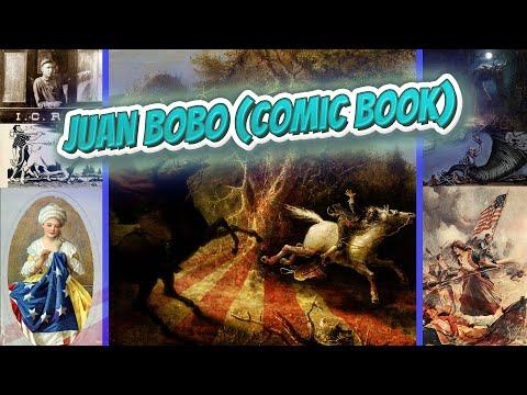 Juan Bobo comic book - American FolkLore ✅🧚🧙🧜🔮💬