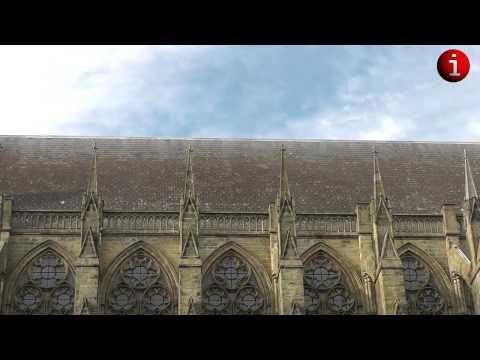 Капелла колледжа Лансинг |  Lancing College Chapel