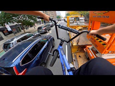 GoPro BMX Bike