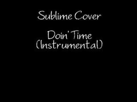 Sublime Cover - Doin' Time (instrumental)