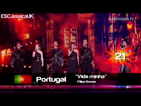 Eurovision 2012: My Top 42 Live Performances