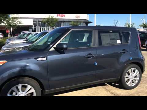 2016 Kia Soul Fathom Blue Call Sam Now 832 385 4161