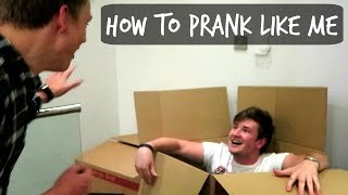 HOW TO PRANK LIKE THATCHERJOE