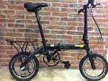 Rápida ? Bicicleta plegable Mango Bike, 8kg y muy pequeña