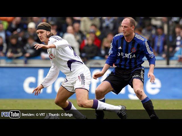2005-2006 - Jupiler Pro League - 28. Club Brugge - RSC Anderlecht 0-2