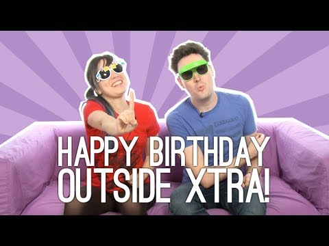 Happy Birthday, Outside Xtra! (Thank youuuu!)