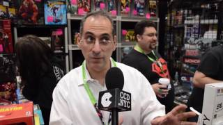Mitch From St  Marks Comics NYCC 2015