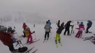 Partie ski poiana brasov 2019