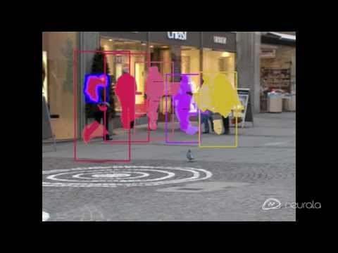 Real-Time Person Locator