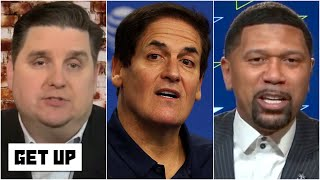 Mark Cuban is hopeful the NBA season will resume by the middle of May | Get Up