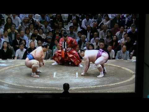 大相撲すごい決まり手5番勝負