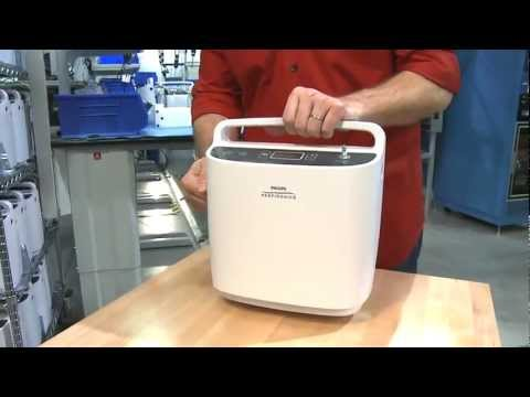 Simply-Go Portable Oxygen Concentrator from Philips Respironics