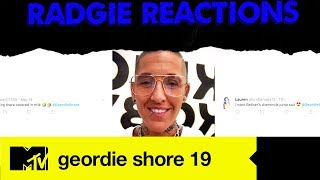 EP #6 RE-CAP: Nat Reveals All About The Geordie House Dramas | Geordie Shore 19